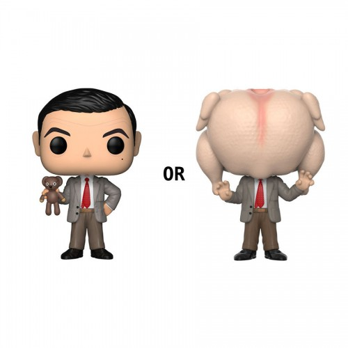 Mr Bean Pop <b>TV</b> Vinyl Figure (Chance of Chase: Turkey..
