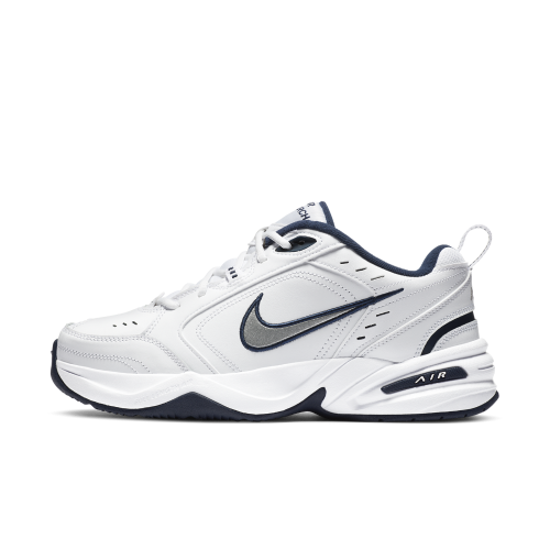 Nike Air Monarch IV Men's Training Shoe Size 11.5 (White) -..