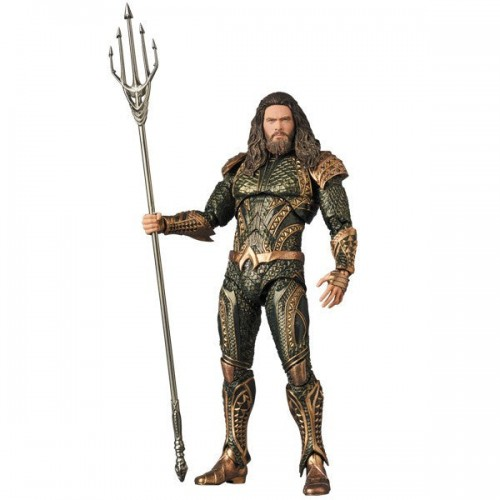 Aquaman Justice League MAFEX 061 (Miracle Action Figure EX)