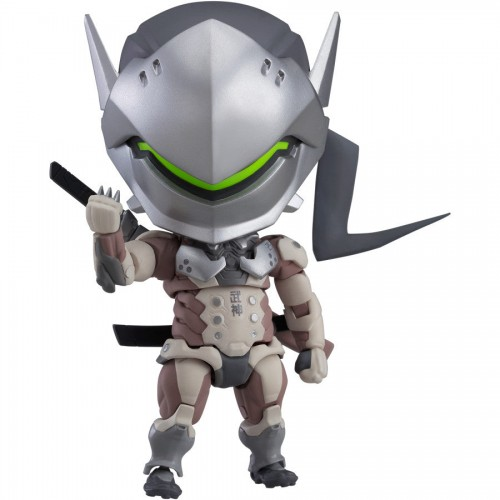 Genji Over<b>watch</b> Nendoroid 838 Classic Skin Edition