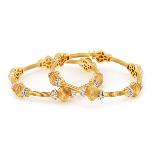 diamond bangles for her