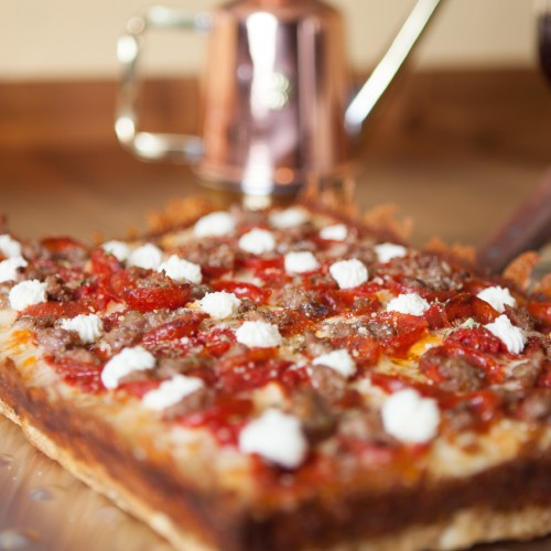 Blue Pan Pizza Denver - Authentic Detroit Style Pizza img0