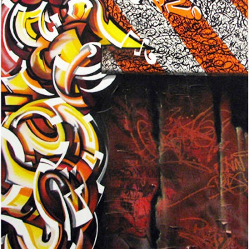 Original Urban Art by Erni Vales img44