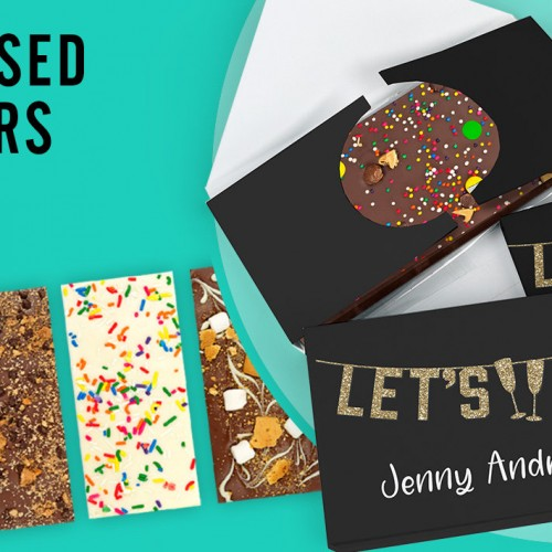 Personalized Candy Wrappers, Custom Candy & Personalized Chocolate Bars img3