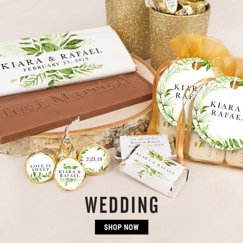Personalized Candy Wrappers, Custom Candy & Personalized Chocolate Bars img4