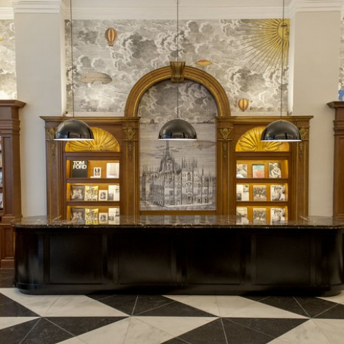 Welcome to the Most Beautiful Bookstore in New York | Rizzoli Bookstore img9